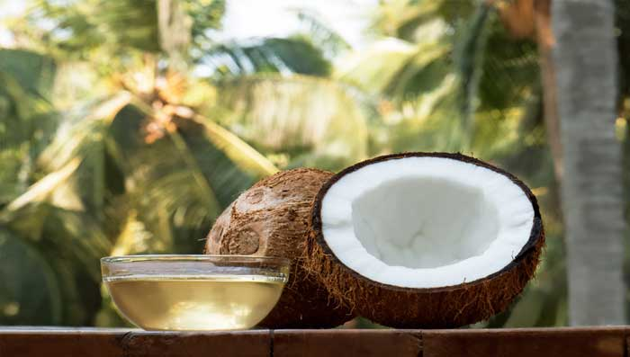 Home Remedies Using Coconut Oil For Dandruff