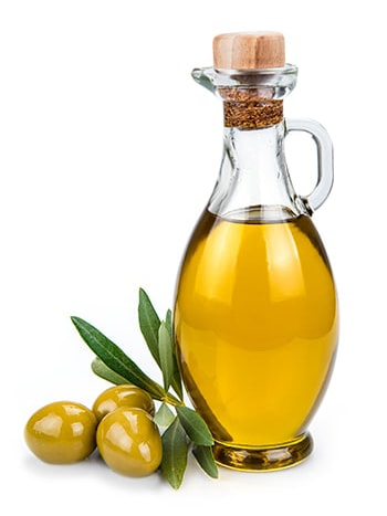 Olive Oil for Temple Hair Loss