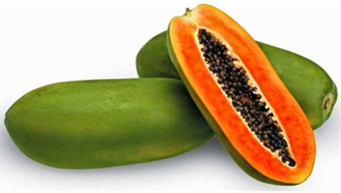 Papaya & Sandalwood Face Pack