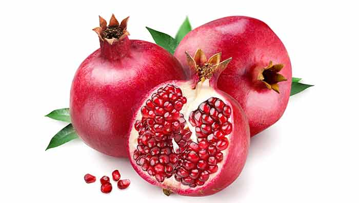 Pomegranate The Miraculous Fruit