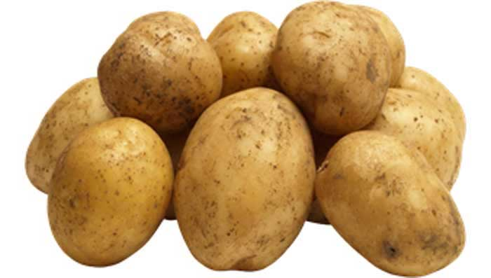 Potatoes to Prevent Hair Fall