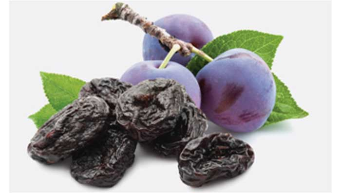 Prunes to Prevent Dandruff