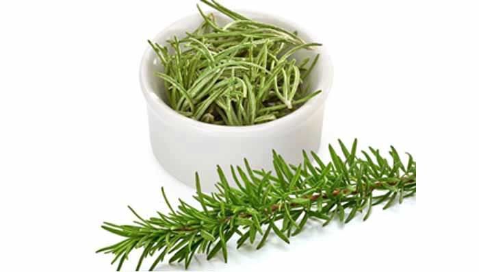Rosemary & coconut oil for hair toning