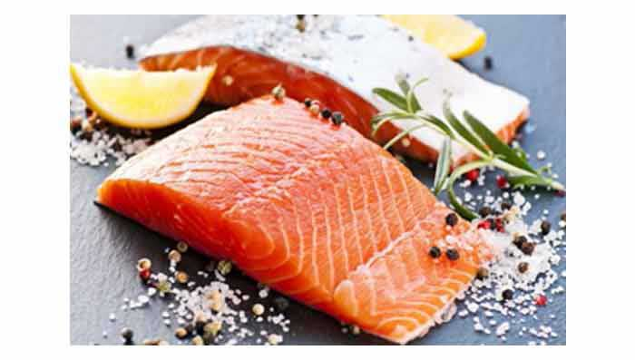Eat Salmon for Glowing Skin
