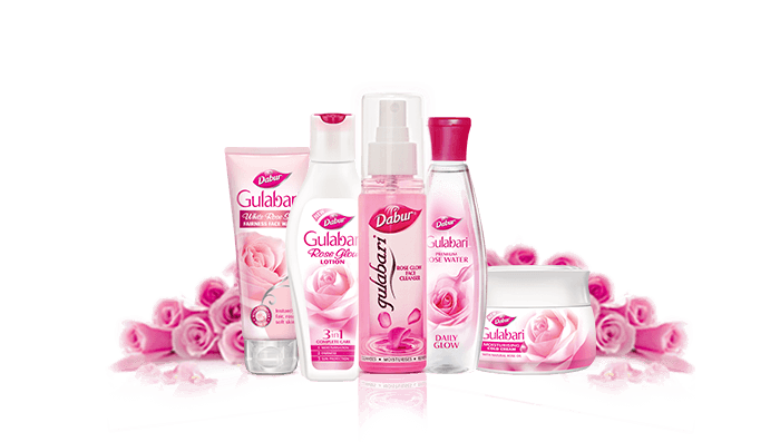 Use Dabur Gulabari Products to Get Glowing Skin