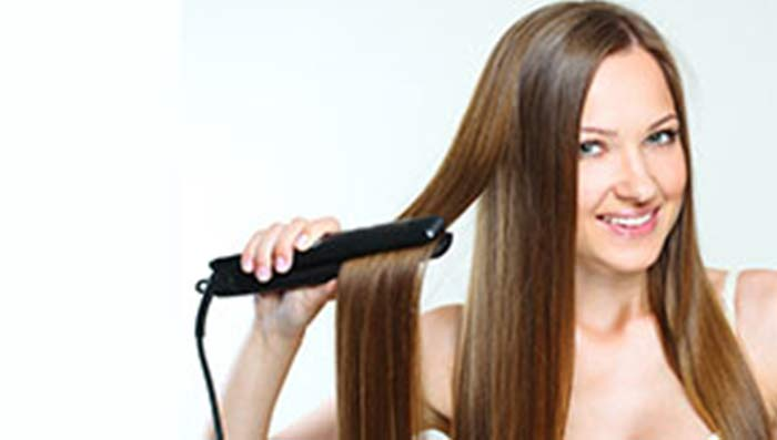 Prevent hair damage due to styling