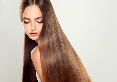 Fenugreek Seeds for Lustrous, Glossy Hair