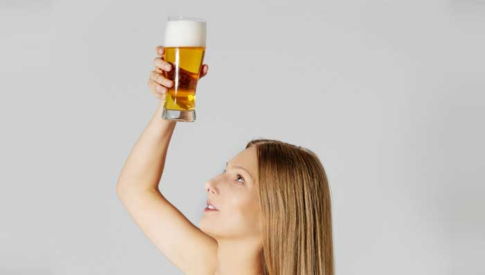 Benefits Of Beer For Hair And Skin