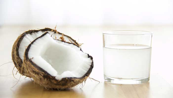 Benefits Of Coconut Water For Skin