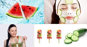 Homemade Tips for Glowing Skin to Beat the Summer Heat