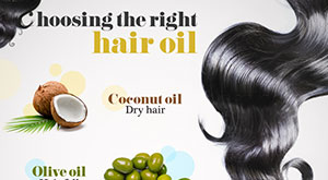 How To Choose The Right Hair Oil For You