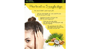 How To Oil Your Hair 5 Simple Steps