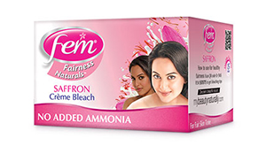 My Fem Saffron Fairness Creme Bleach Review