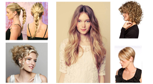 Trendy Summer Hairstyles With Hair Oil