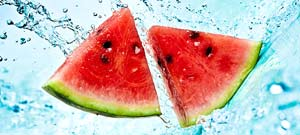 Banish Away All Your Skin Problems with Watermelon