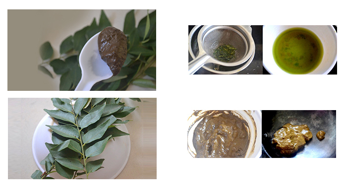 Benefits of Homemade Curry Leaves Pack for Hair
