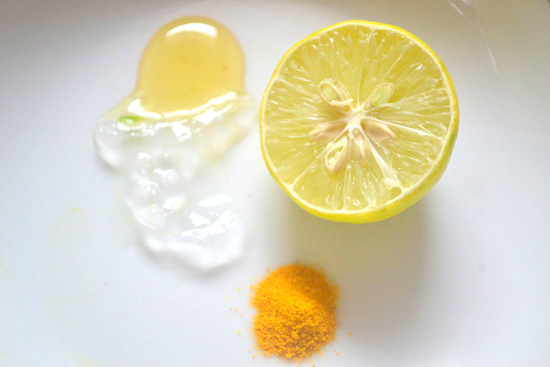 Homemade remedy to lighten 
