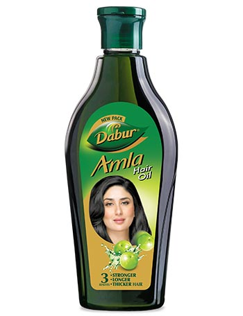 Dabur Amla Hair Oil for Thick Long Hair