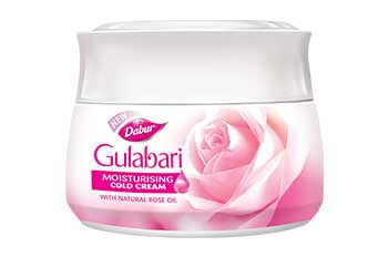 Dabur Gulabari Moisturising Cream for Skin Radiance