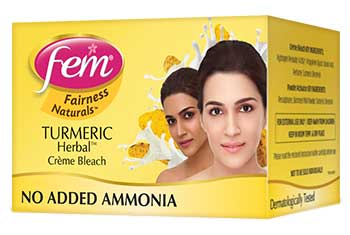 FEM Fairness Naturals Turmeric Herbal Bleach