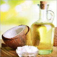 Coconut Oil Massage to Prevent Hair Fall